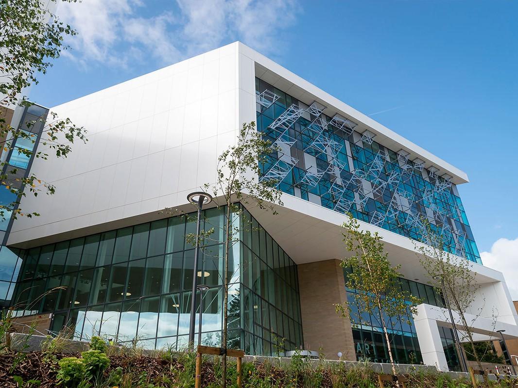 Barbara Hepworth Building, The University of Huddersfield