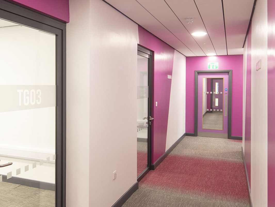 The Digital Innovation Hub, Barnsley College